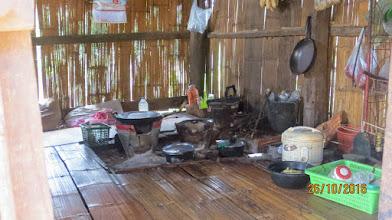 Photo: Kae Noi Lahu kitchen