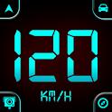 Camera Live Speed Detector - Speedo Voice Alert icon