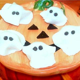 Ghostly Cookies