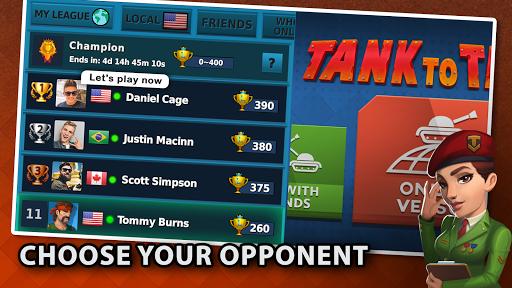 Tank to Tank  captures d'écran 2
