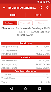 Rubí eleccions- screenshot thumbnail
