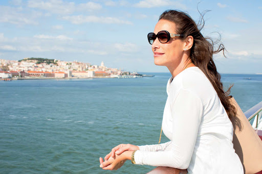 crystal-cruises-woman-passenger.jpg - Enjoy world-class views and all-inclusive pricing on a Crystal Cruises sailing.