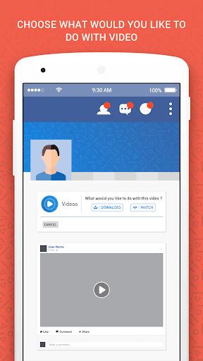 Video Downloader for Facebook 1.2 screenshots 2