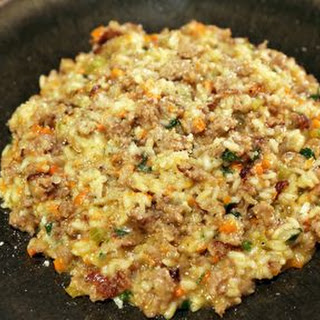 Stuffing Risotto