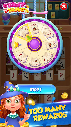 Solitaire Witch 1.0.36 screenshots 6
