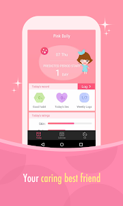 Pink Daily - Period Tracker v1.1.2