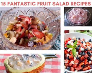 15 Fantastic Fruit Salad Recipes