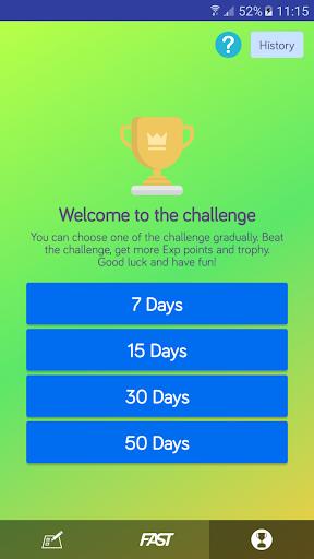 Fast Habits screenshot 5