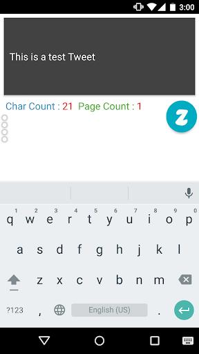 Zwitter 1.0.0 screenshots 4