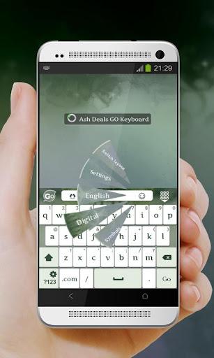 無料个人化Appのアッシュのお買い得情報 GO Keyboard|記事Game