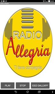 Radio Allegria - náhled