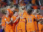 Ook Oranje Leeuwinnen wonnen opnieuw, hier het overzicht van vrijdag