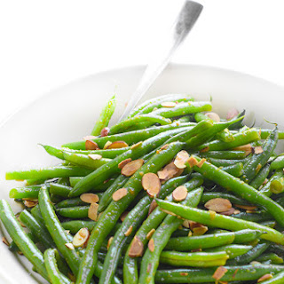 5-Ingredient Sesame Ginger Green Beans