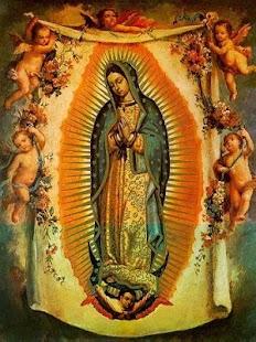 La Virgen Guadalupe - náhled