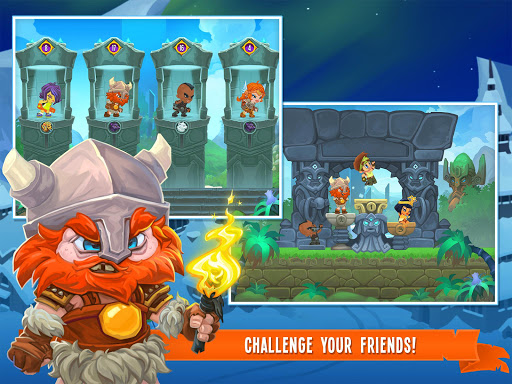 Dash Legends Multiplayer Race screenshot 2