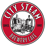 Logo for City Steam Brewery Cafe