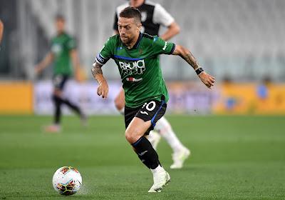 Serie A : Un coéquipier de Castagne élu meilleur joueur du mois de juin