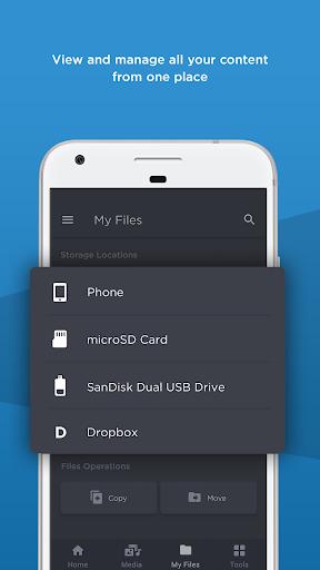 SanDisk Memory Zone 4.1.13 screenshots 1