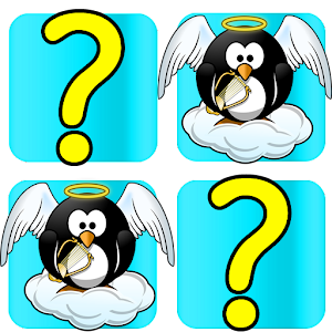 Pairs Memory Game: Penguins for PC and MAC