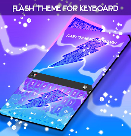 Flash Theme for Keyboard 1.181.1.12 screenshot 2092258
