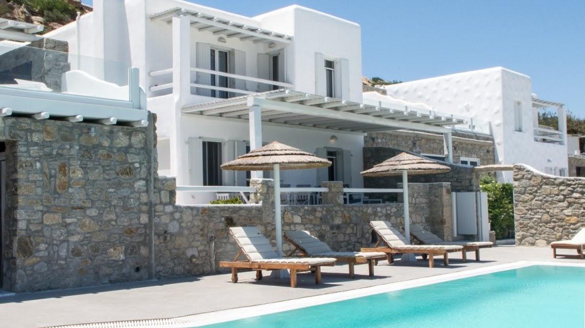 Villa Dhalia, Mykonos