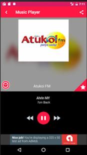 Radio Malaysia FM - náhled