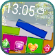 Tetris style launcher theme &wallpaper Android apk