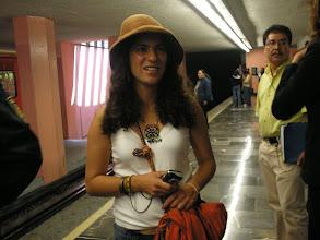 Photo: dia 3.10: sole no metro