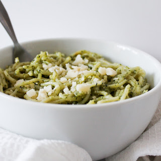 Pesto Pasta Recipes.