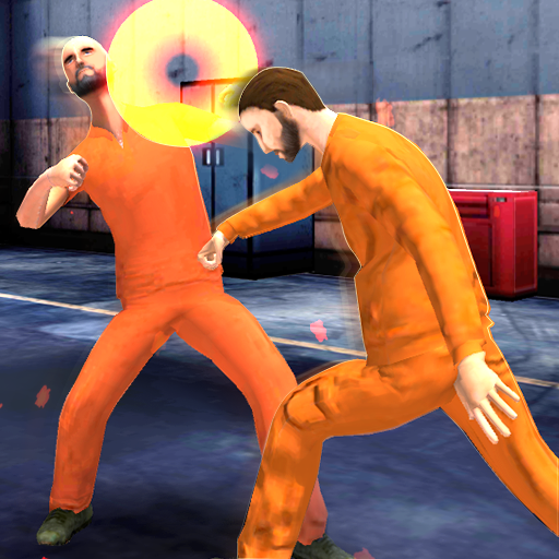Prison Escape Fight