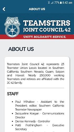 Teamsters Joint Council 42 APK | APKPure ai