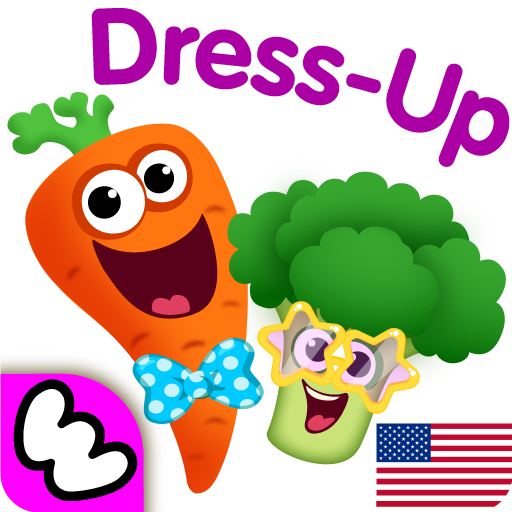 Funny Food DRESS UP! Dressing up games for girls!