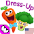 Funny Food DRESS UP games for toddlers and kids!😎 (Unreleased) file APK Free for PC, smart TV Download