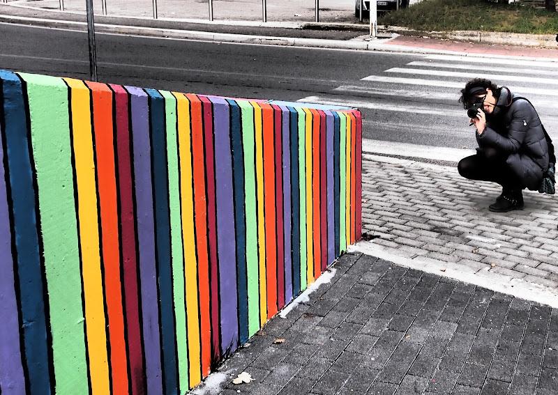 arcobaleno metropolitano di Thomasina