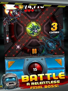 BioBeasts: Mutate & Destroy- screenshot thumbnail