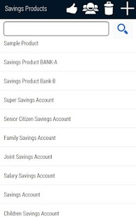 Savings Planner- screenshot thumbnail