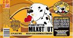 Sleepy Dog Peanut Butter Milk Stout
