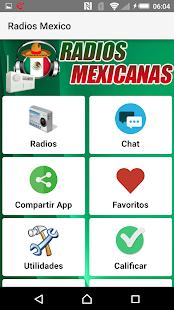Radios Mexicanas - náhled