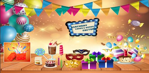 Приложения в Google Play – Cake Making Games for <b>birthday</b>