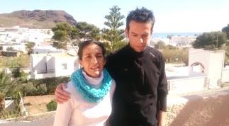Patricia y Ángel, en el vídeo que han grabado esta mañana