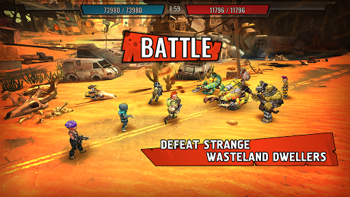 Shelter War-survival games in the Last City bunker 1.1527.13 screenshots 2