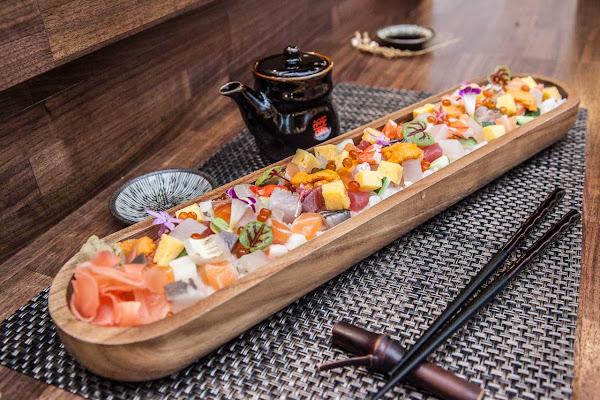 西門町日本料理推薦~新日料的華麗舞台!嵐山食肆