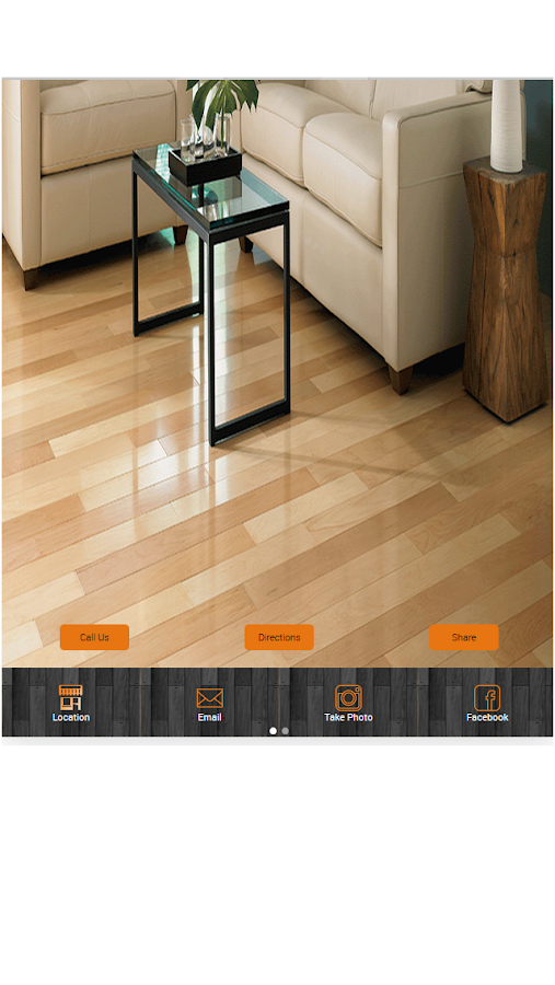 Hardwood Flooring Chicago- screenshot