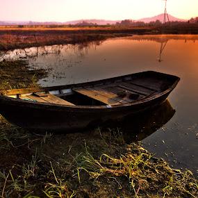 sunrise 2 by Sourav Tripathi - Landscapes Sunsets & Sunrises