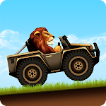Fun Kid Racing - Safari Cars Icon