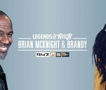 Legends of R&B: Brian McKnight & Brandy : Ticketpro Dome