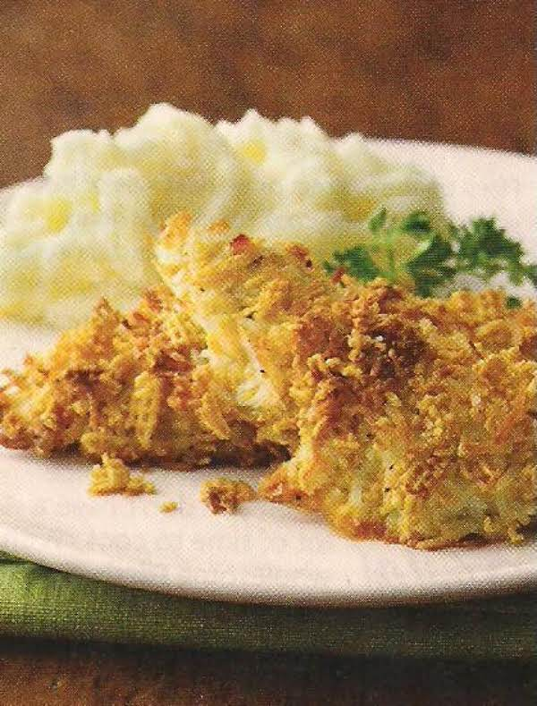 Sweet And Salty Coconut Chicken Recipe