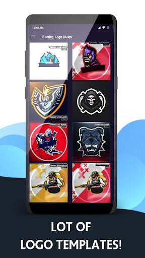 Gaming Logo Maker - Editable eSports Templates 3.0 screenshots 4