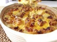 Scalloped Sausage And Potatoes Recipe
