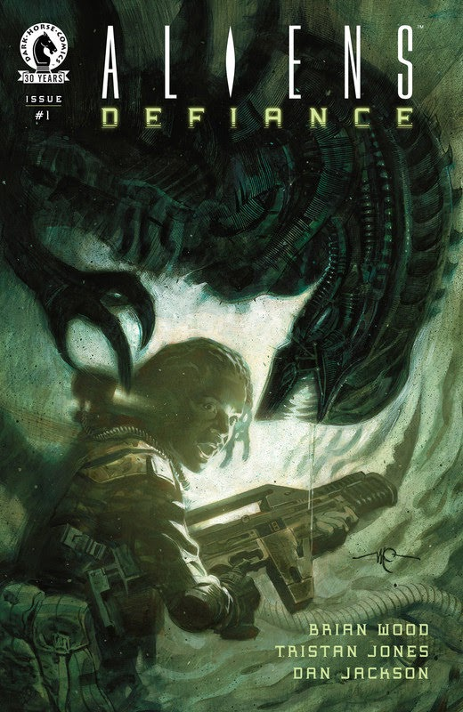 Aliens: Defiance (2016) - complete